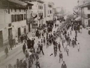 Sfilata del 20 maggio 1923