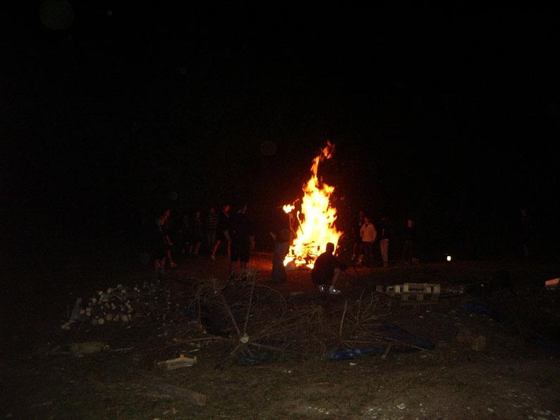 Campo Estivo 2004 – Reparto Antares