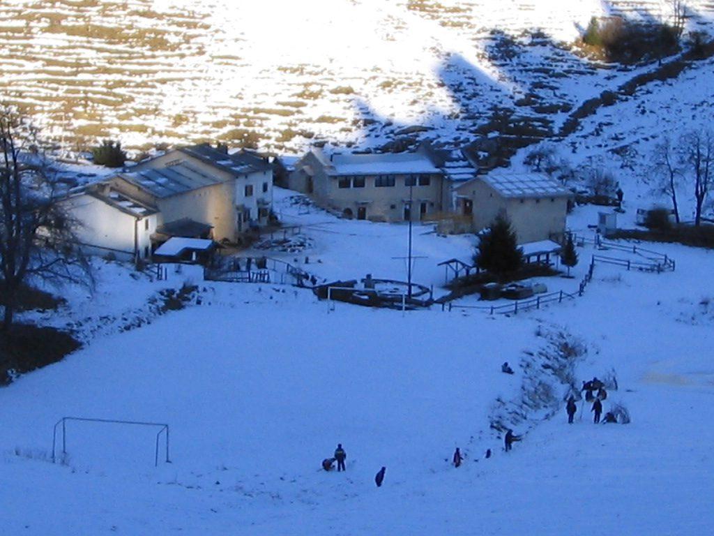 Campo invernale 2005 Arnezzo – Reparto Antares